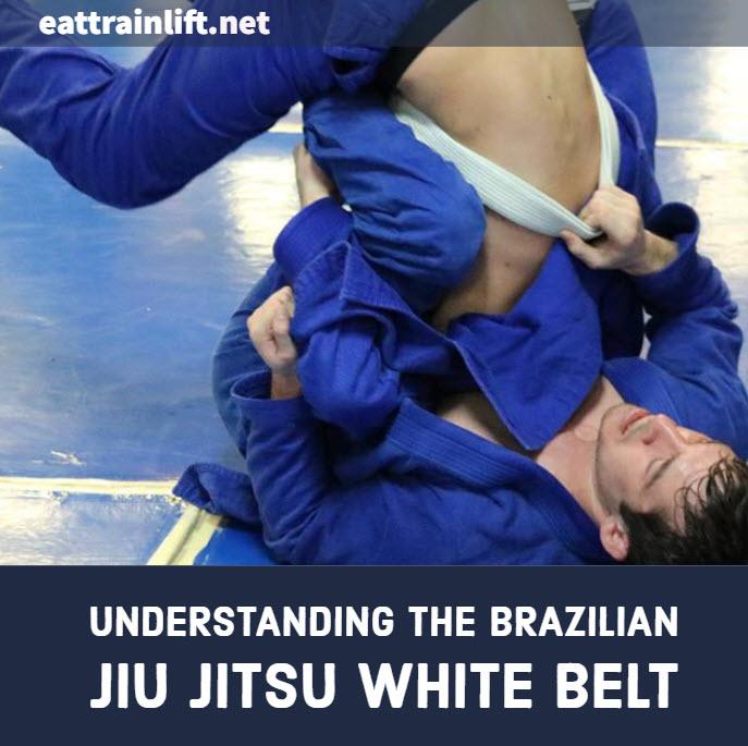 Understanding the Brazilian Jiu Jitsu White Belt – Eat